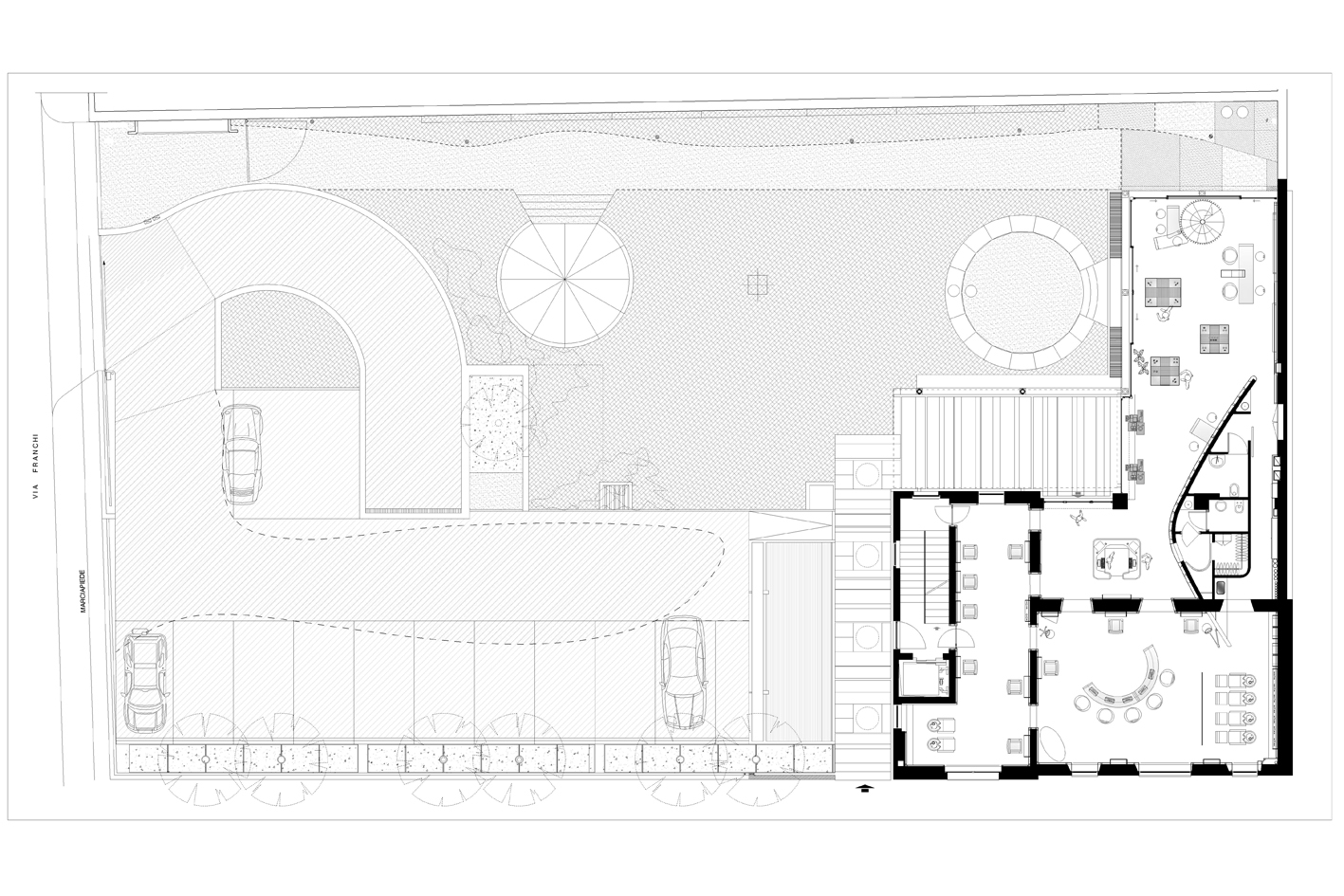 Plan Rnovation Maison Duune Grange Plan Maison Renovation