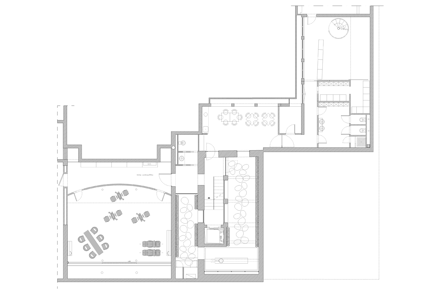 Plan rnovation maison rnovation duune maison ancienne en for Plan maison ancienne